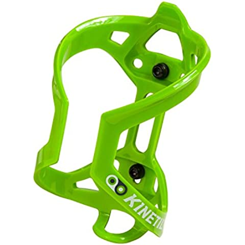 Kinetic venti 20 Bottiglia Cage-Green, unisex, Twenty 20, Green, N/A