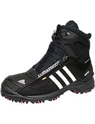 adidas - Zapatos de caza para hombre negro negro