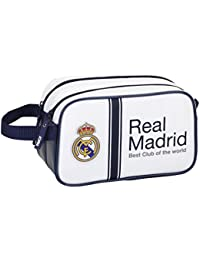 Safta 811654518 Real Madrid Neceser, Color Blanco