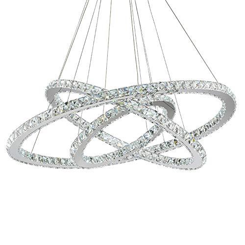 Lámparas De Techo Padent Modernas De Led De Cristal