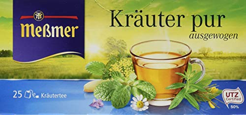 Meßmer Kräutertee, 4er Pack (4 x 50 g)