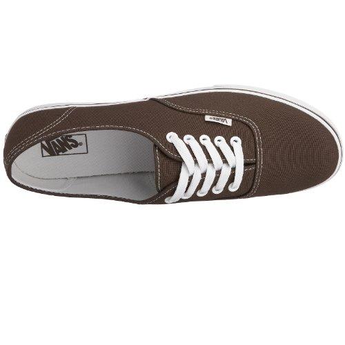Vans U AUTHENTIC ESPRESSO, Unisex-Erwachsene Sneakers Braun (Espresso/True W)