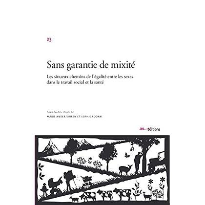 Sans garantie de mixité: Les sinueux chemins de l'égalité des sexes dans le travail social et la santé (Le social dans la cité t. 23)