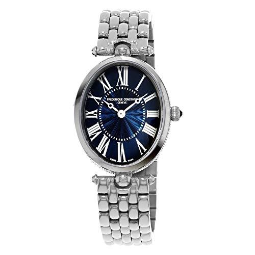 Frederique Constant Geneve Art Deco FC-200MPN2V6B Reloj de Pulsera para Mujeres