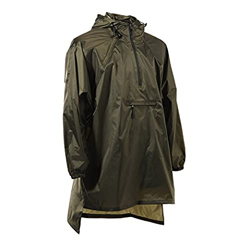 4UCYCLING Unisex Rain coat with Hood Lock Bicycle Outdoor Sports