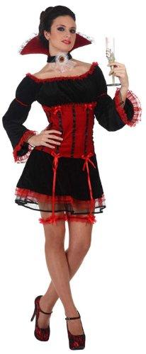 Atosa 8422259103790 - Costume da vampiro sexy Donna
