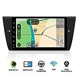 YUNTX Android 8.1 Car Radio de navegación GPS Para E90  Saloon /E91 Touring/E92 Coupe/E93 Cabriolet (2005-2012) |2 DIN |Canbus | 9 pulgada |2GB/32GB | DAB+ Soporte | USB | 3G/4G | WLAN |MirrorLink