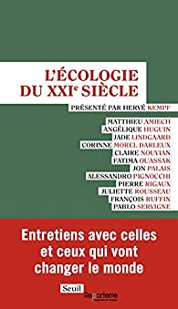 L'Écologie du XXIe siècle par Hervé Kempf