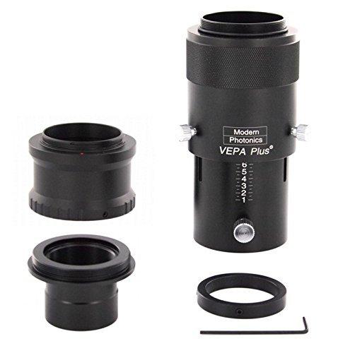 Premium Teleskop Kamera Adapter Kit für alle Micro 4/3spiegellose Kameras von modern photonik (3 4 Micro Kamera)