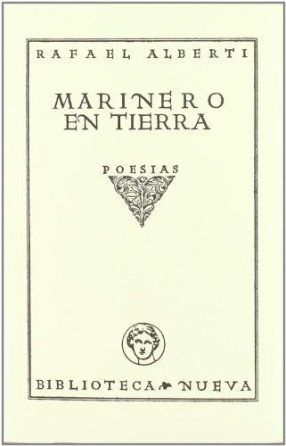 Marinero en tierra (facsímil) (Clásicos de la Literatura/BN)