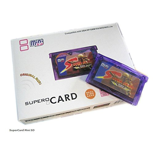 a4492ec40aa Adattatore Cartuccia da 2 GB Dispositivo di backup del gioco per GBA SP GBM  IDS NDS