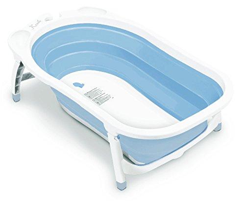 Karibu Baby Chaise de bain pliable (Bleu)