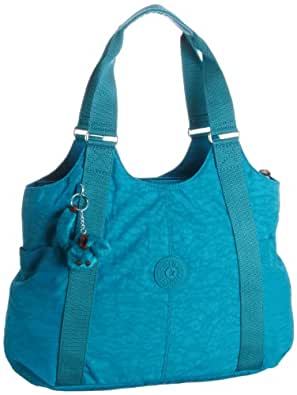 Kipling Cicely, Women's Shoulder Bag, True Blue 544, 13x36x43 cm (B x H x T)