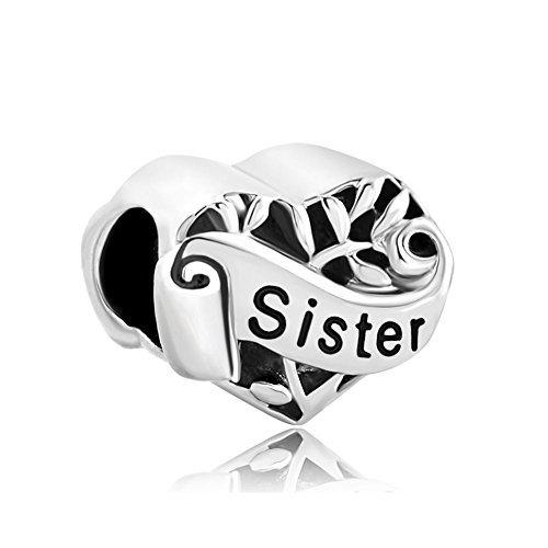 Sug Jasmin  -    Metalllegierung       (Pandora Perlen Schwester)