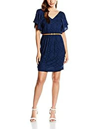 Sinéquanone R2725 - Robe - Cocktail - Manches courtes - Femme