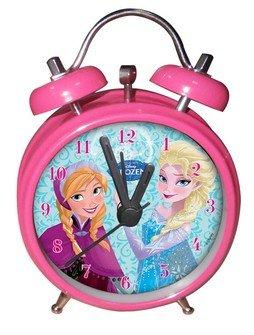 Frozen völlig unverfroren Wecker 8cm Disney Eiskönigin Glockenwecker Fanartikel 551-11653