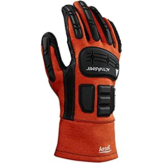 Ansell ActivArmr 97-200 Flame Resistant Multi Task Work Gloves Size 9 Large