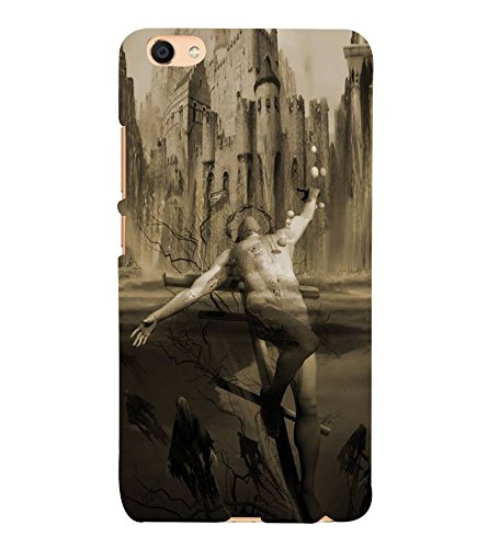Fuson Designer Back Case Cover for Vivo X7 Plus (Jesus Church Etymology Emmanuel Christ)