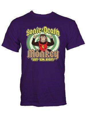 sonic-death-affe-manner-t-shirt-lila-inspiriert-von-high-fidelity