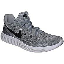 new styles 34c4e 30ead Zapatillas de running Nike Lunarepic Low Low Flyknit 2 Wolf gris   negro    gris fr