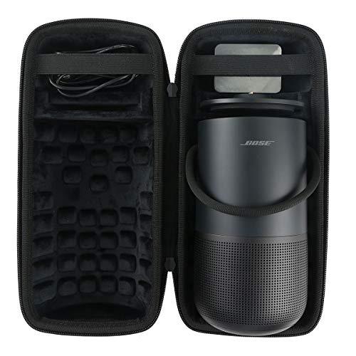 co2CREA Voyage Stockage Porter Étui Housse Case pour Bose Portable Home Speaker (Noir)