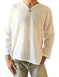 Love Quality Amor Calidad de hombre blanco T-Shirt 100% algodón camiseta cuello en