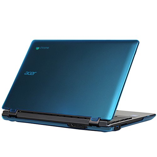 aqua-mcover-hard-shell-case-for-116-acer-c730-series-chromebook-laptop-not-compatible-with-other-116