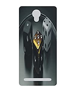 Techno Gadgets Back Cover for Micromax Canvas Xpress 4G Q413