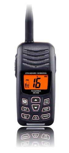 Standard Horizon hx300e Marine VHF-Walkie-Talkie (impermeable Floating)