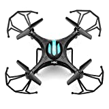 Eachine H8C Quadcopter with 2.0MP HD Camera 2.4G, 6-Axis Headless Mode RC,Black