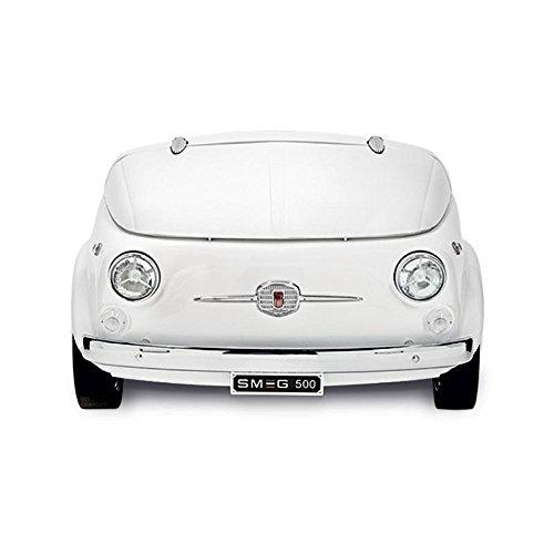 Smeg smeg500b autonome 100L A + Weiß Kühlschrank-Kühlschränke (100L, ST, 42dB, A +, weiß)