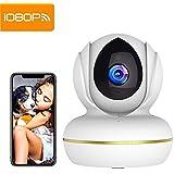 Camara Vigilancia SUPEREYE 1080P Cámara IP, Cámaras de Vigilancia WiFi Interior FHD con Visión Nocturna, Detección de Movimiento, Audio de 2 Vías, Compatible con iOS, Android