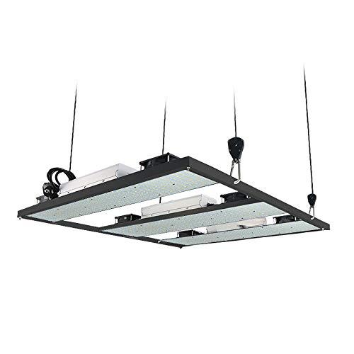 RENZHEN LED wachsen Licht 400W 600W Vollspektrum für Indoor-Gewächshaus wachsen Zelt Pflanzen wachsen LED-Licht-Modus,5000k600w