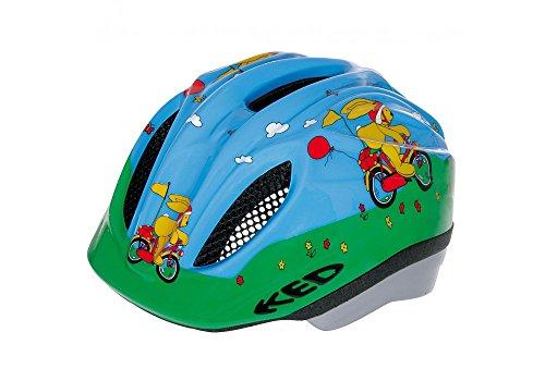 Preisvergleich Produktbild KED Meggy II Originals Helmet Kids Felix der Hase Kopfumfang S / M / 49-55cm 2018 Fahrradhelm