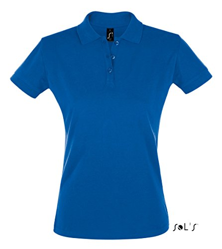 Sols -  Polo  - Donna Royal Blue
