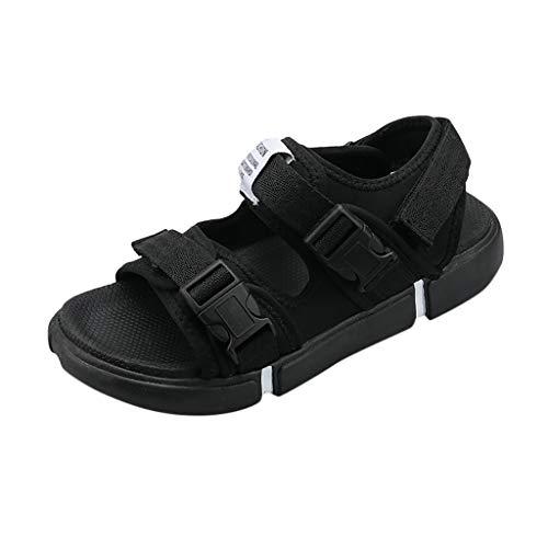 ODRD [EU35-EU49] Schuhe Shoes Sommer Männer Persönlichkeit Wohnungen Plattform Rutschfeste Rutschfeste Sandale Strand Casual Schuh Sneaker Wanderstiefel Hallenschuhe Worker Sports - Für Sandalen Frauen-plattform Qupid