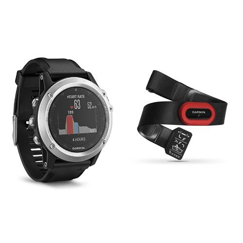 Garmin Fenix 3 HR (con HRM-Run)