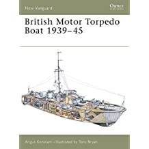 British Motor Torpedo Boat 1939-45 (New Vanguard)