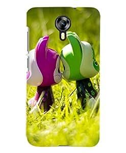 FurnishFantasy Designer Back Case Cover for Micromax Canvas Nitro 4G,Micromax Canvas Nitro 4G E455