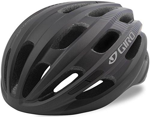 Giro Isode Fahrrad Helm Gr. 54-61cm schwarz 2018