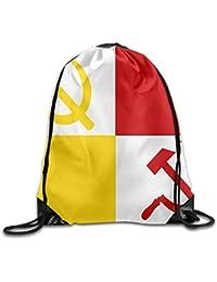Vilico Bandera para Panamá, Bolsa de Viaje con cordón, Mochila Escolar