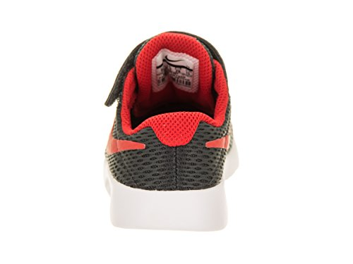 Nike 324300 - SS-Top , Maglietta da uomo Anthracite/University Red