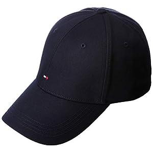 Tommy Hilfiger Men's CLASSIC BB CAP Baseball, Midnight Blue, One Size