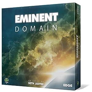 Edge Entertainment- Eminent Domain - Juego de Mesa - Español, Color (EETMED01)