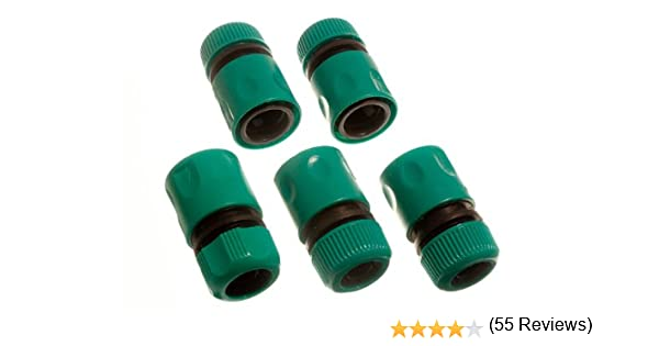 2 Way Quick Connect Garden Hose Connector Amazoncouk Garden
