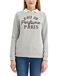 edc by ESPRIT Women's 037cc1j002 Sweatshirt