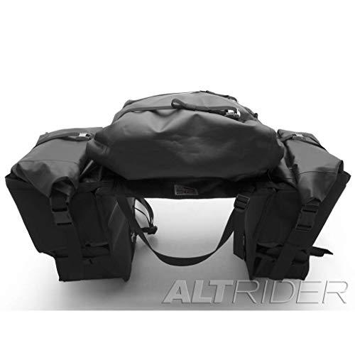 AltRider Hemisphere Weiche Taschen - Center Exhaust | HEMI-2-4304 2 Center-taschen