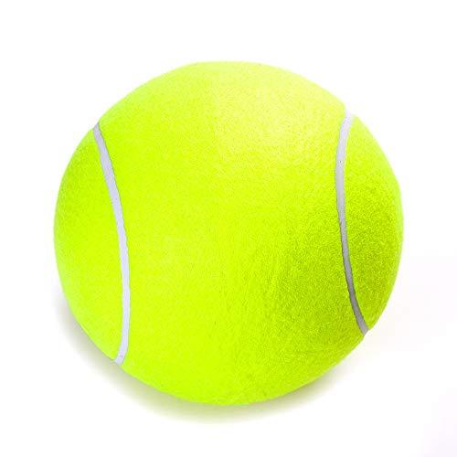 Kostüm Fußball Aufblasbare - ViVseliy Pet Aufblasbare Tennis 9,5 Zoll 24 cm Spaß Universal Hund Ball Spielzeug Hause Heimtierbedarf für Hund Katze Pet Chew Spielzeug