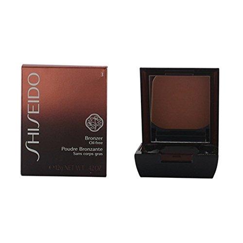Shiseido - BRONZER oil-free powder 03 dark fonce 12 gr - Shiseido