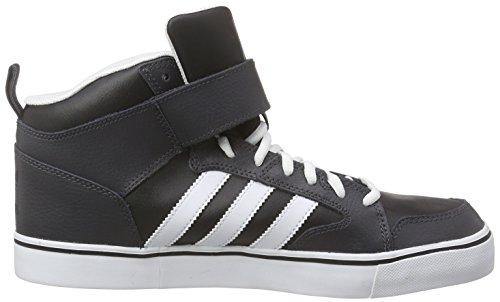adidas - Varial II Mid, Sneaker alte Uomo Grigio (Dgh Solid Grey/Ftwr White/Core Black)
